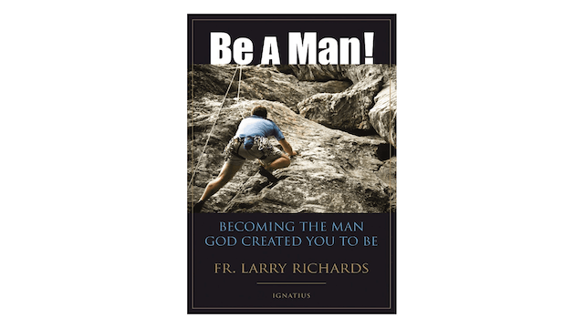 KINDLE: Be a Man!