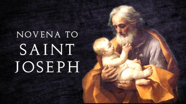 Saint Joseph Novena
