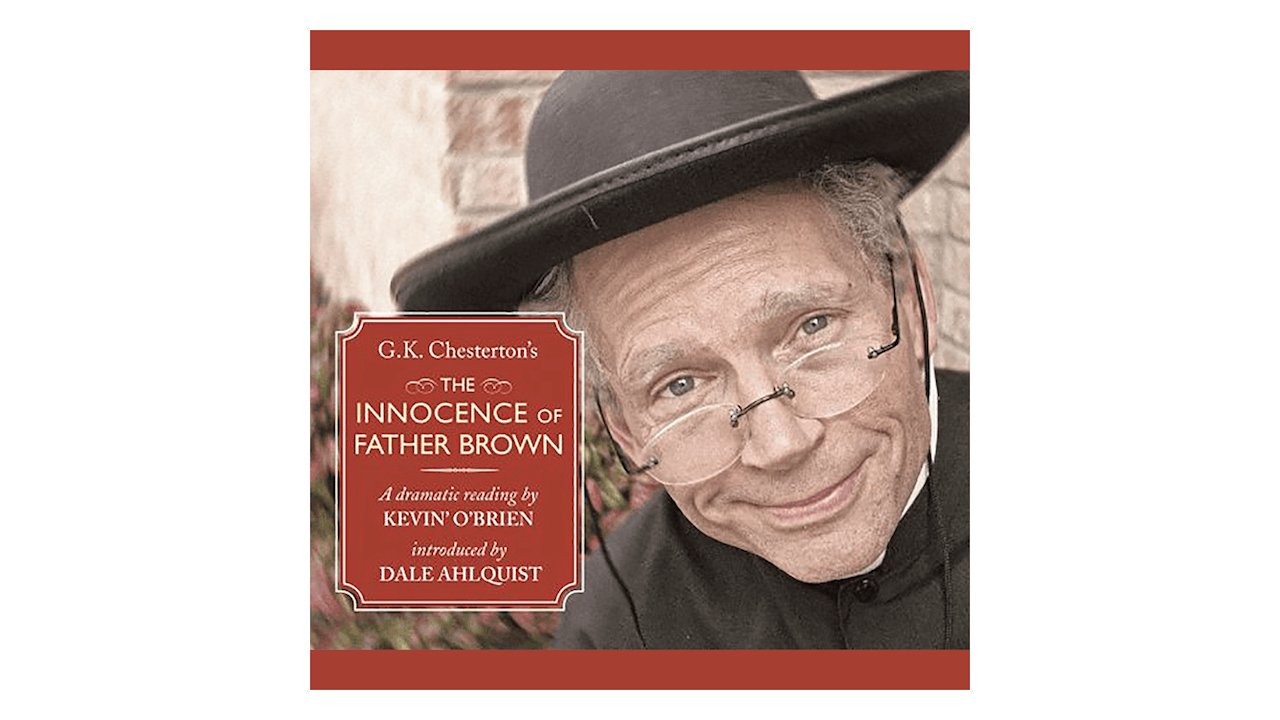 The Innocence of Father Brown Audio Book by G.K. Chesterton