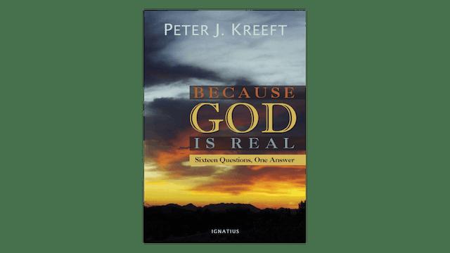 EPUB: Because God Is Real