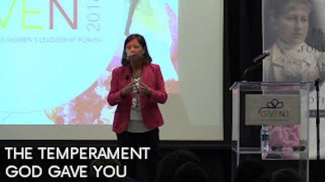 The Temperament God Gave You - Larain...