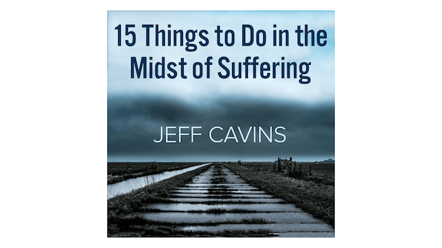 15 Things to Do in the Midst of Suffering by Jeff Cavins