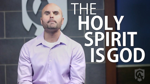 Is the Holy Spirit God?