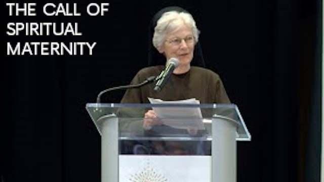The Call to Spiritual Maternity - Sr. Mary Elizabeth Endee, FSE