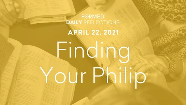 Easter Daily Reflections – April 22, 2021