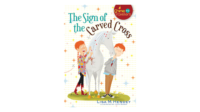 The Sign of the Carved Cross by Lisa M. Hendey