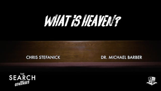 What is Heaven?