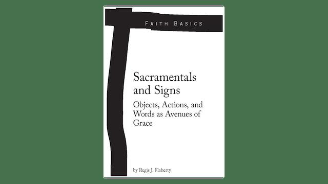 PDF: Sacramentals and Signs