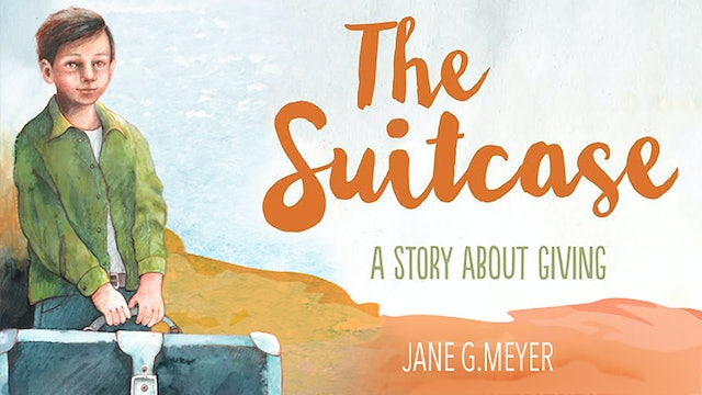 The Suitcase: A Story About Giving by Jane Meyer