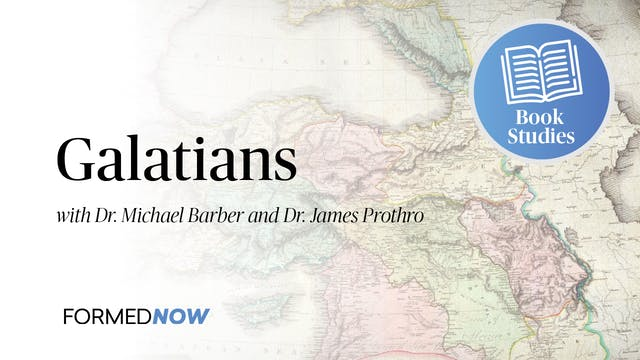 Bible Study: Galatians 2:21-3:18