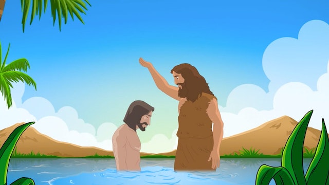 Born into the Kingdom: The Miracle of Baptism