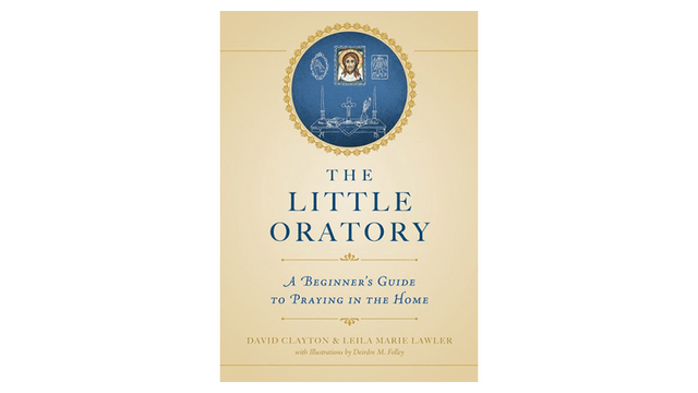 The Little Oratory by David Clayton & Leila Lawler