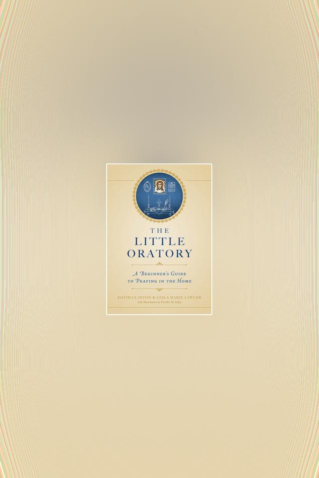 The Little Oratory by David Clayton & Leila Lawler