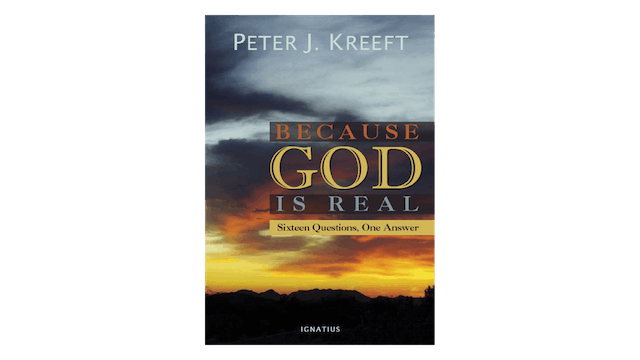 KINDLE: Because God Is Real