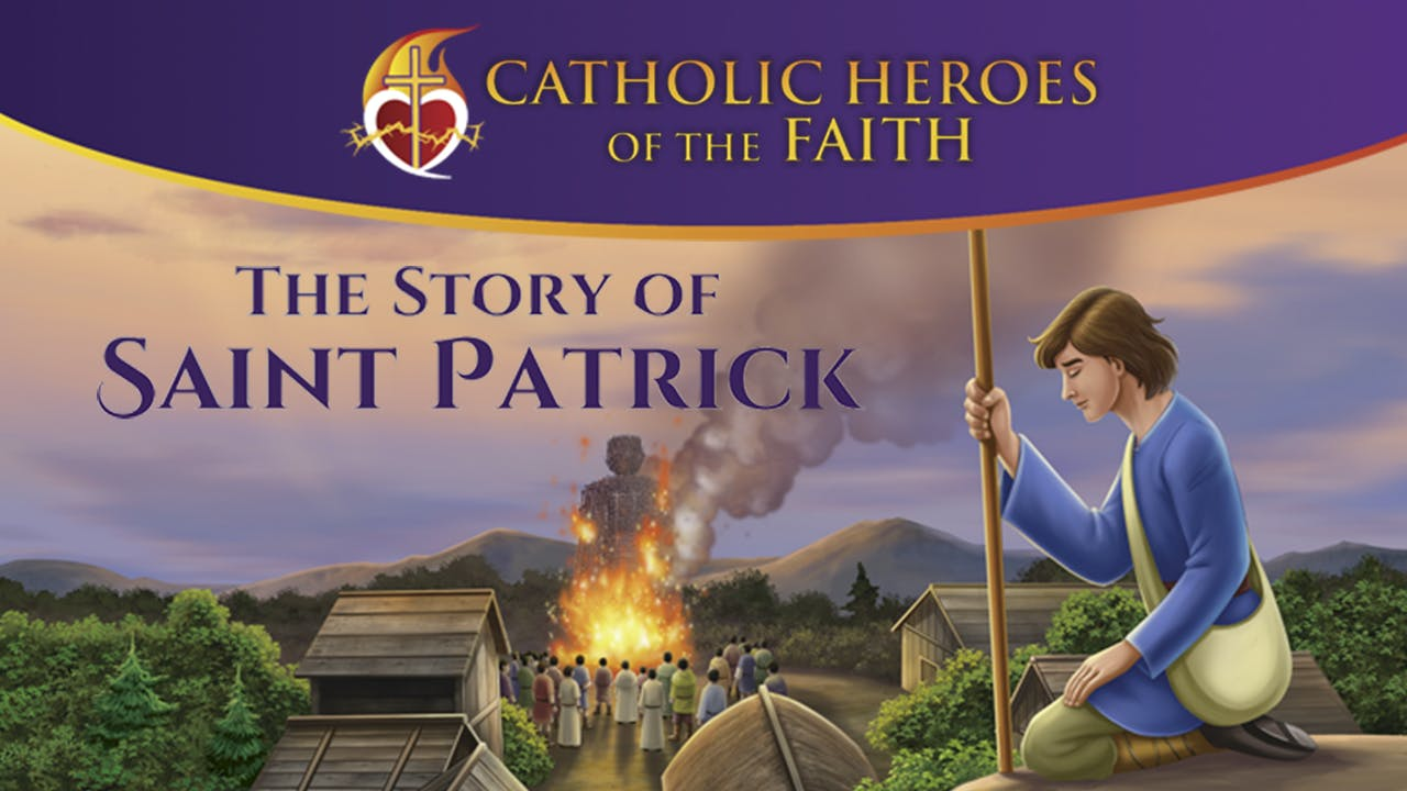 Image result for catholic heroes of the faith patrick