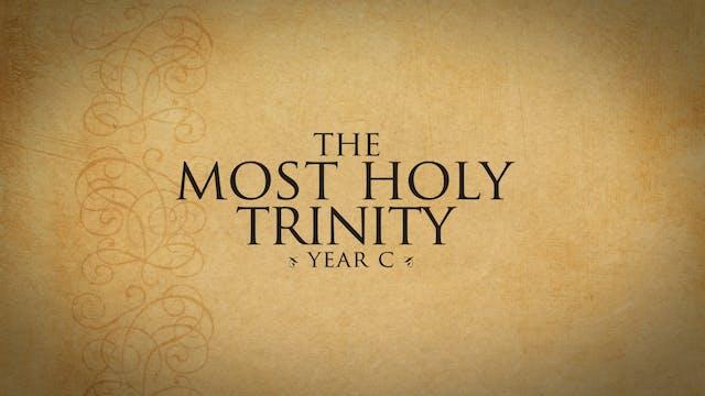 Trinity Sunday (Year C)
