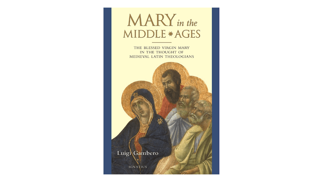 Mary in the Middle Ages: The Blessed Virgin Mary in the Thought of Medieval Latin Theologians by Luigi Gamero