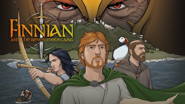 Finnian and the Seven Mountains - Issue #2 // PDF