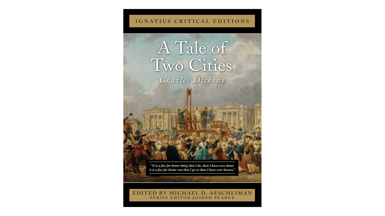 A Tale of Two Cities by Charles Dickens, ed. by Michael D. Aeschliman