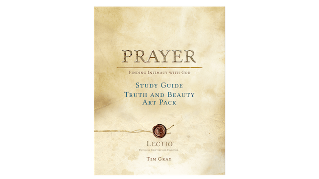 Lectio: Prayer Art Pack PDF