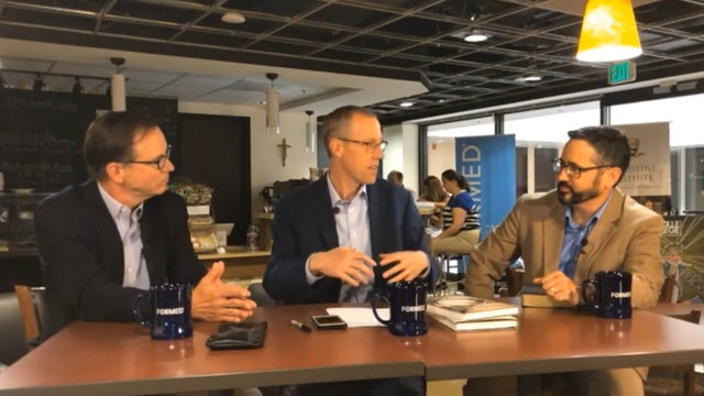FORMED Now! Three Biblical Scholars Walk into a Café