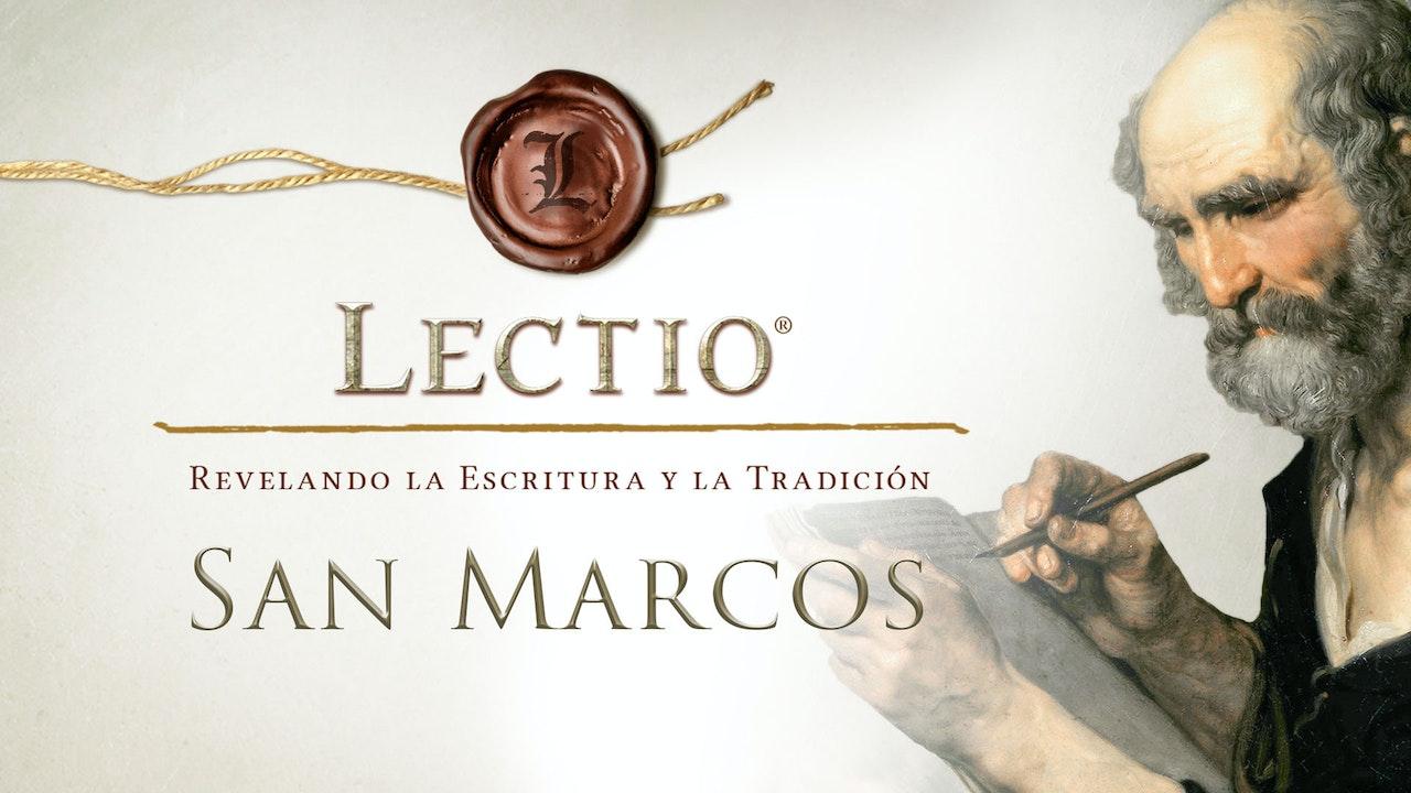 Lectio: San Marcos con Luis Soto