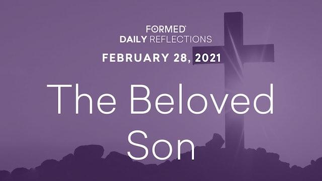 Lenten Daily Reflections – February 28, 2021