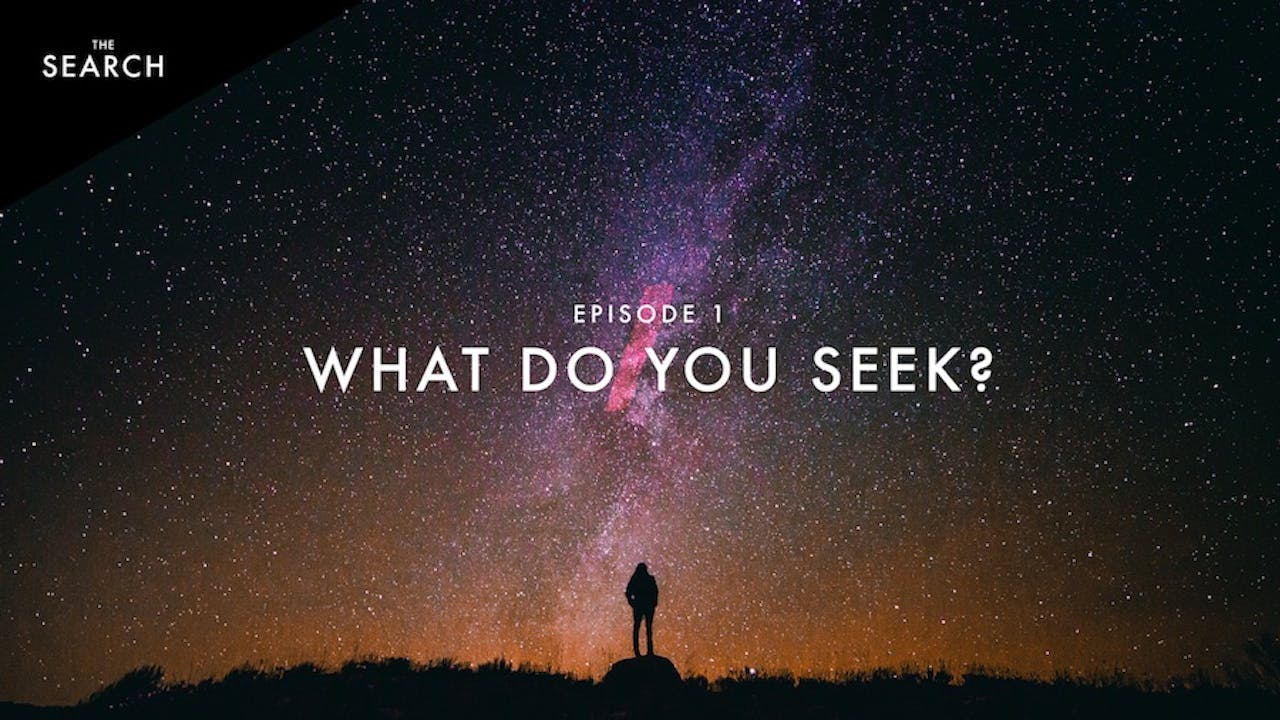 The Search EP01: What Do You Seek?