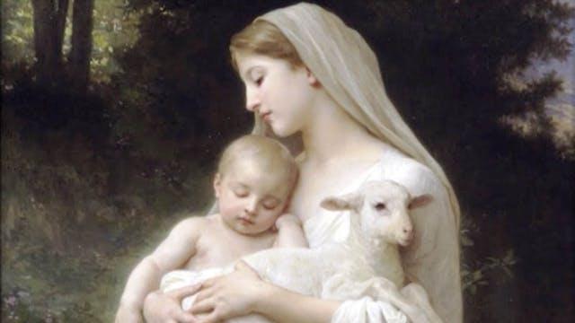 María, modelo de la fe