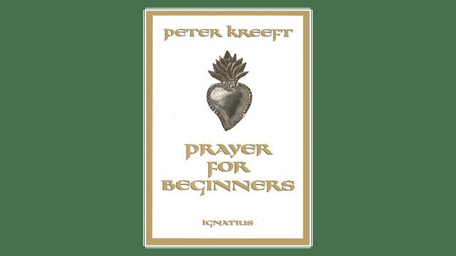 KINDLE: Prayer for Beginners