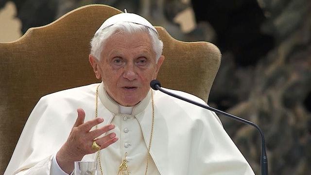 Benedicto XVI: Papa Emérito