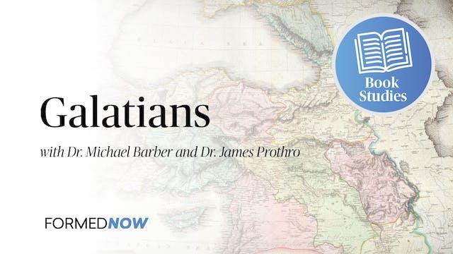 Bible Study: Galatians 1:10-2:10