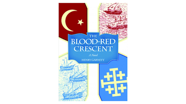 The Blood-Red Crescent by Henry Garnett