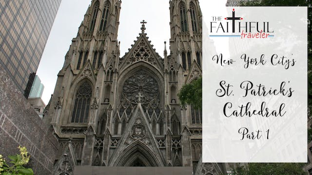 East Coast Shrines: St Patrick's Cath...