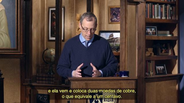 Lectio: Mark (Portuguese) - Episode 11
