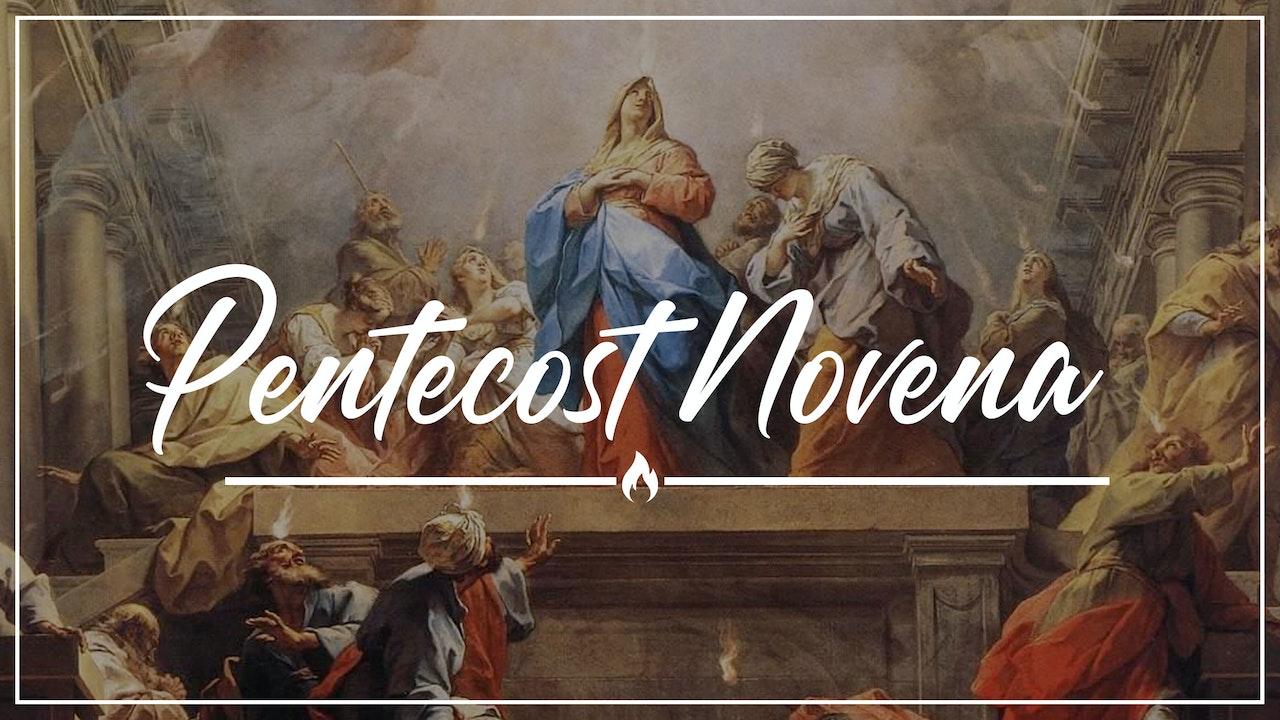 Pentecost Novena