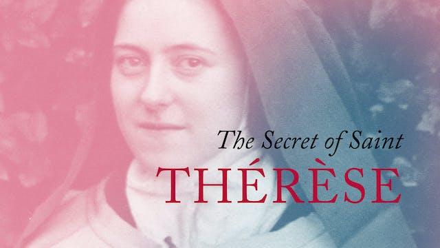 The Secret of Saint Thérèse