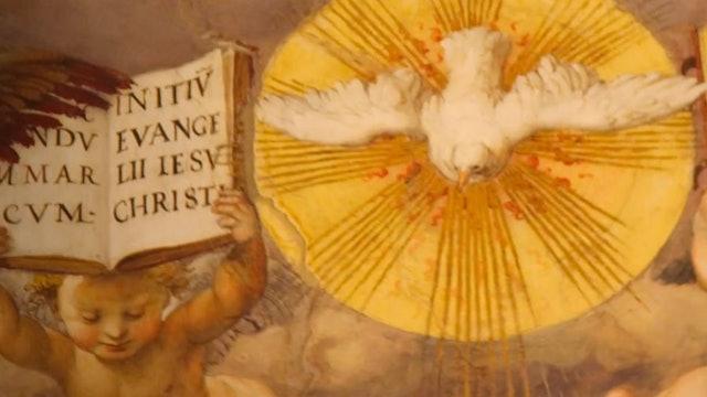 El Espíritu Santo y la vida de gracia: La vida divina de Dios en nosotros