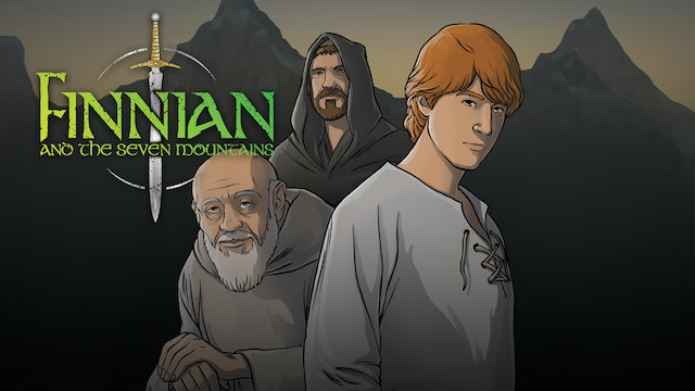 Finnian and the Seven Mountains // Issues #1-4
