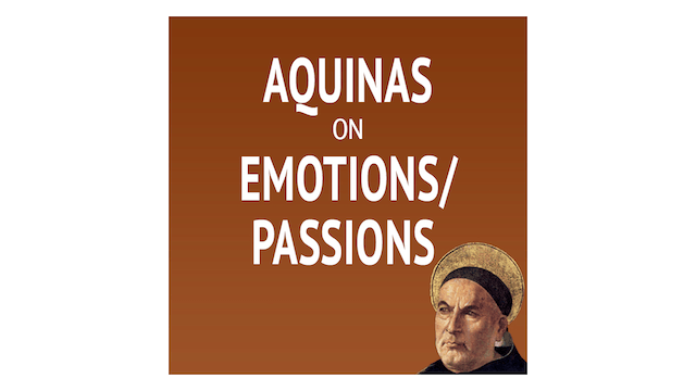 Aquinas on Emotions/Passions with Fr. Ryan Mann