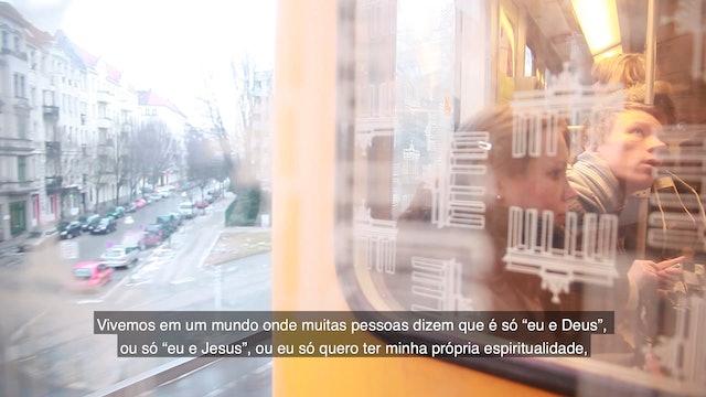 Renascer (Portuguese) // Sessão 3 — Nutrir A Vida de Graça