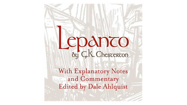 Lepanto Audio Book by G. K. Chesterton