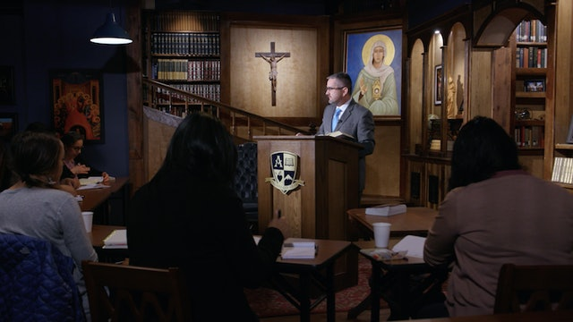 Episodio 1: San Marcos el Evangelista
