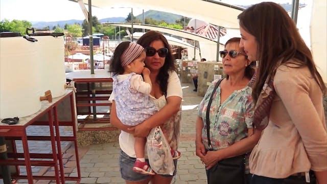 Virgen de lo Vásquez: Una Madre con m...