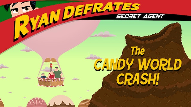 Candy World Crash