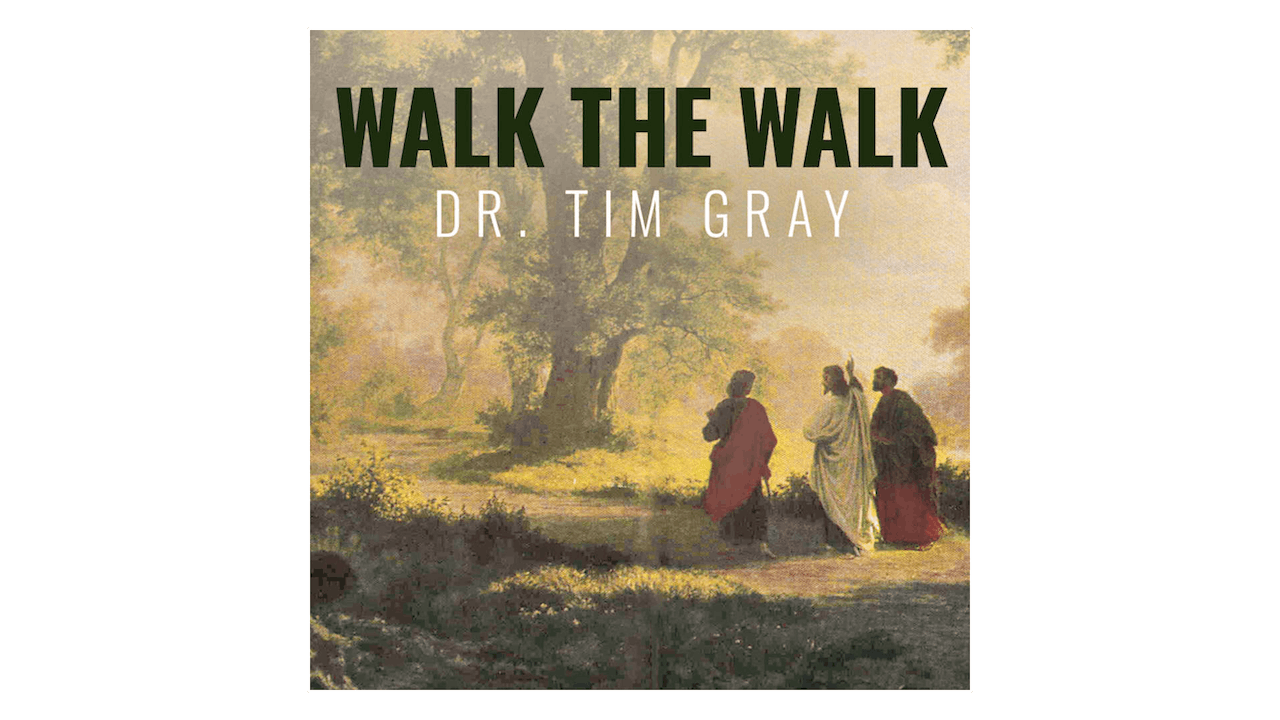 Walk the Walk: Following Christ as His Disciple by Tim Gray