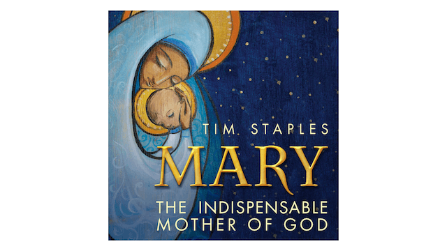 Mary: The Indispensable Mother of God...