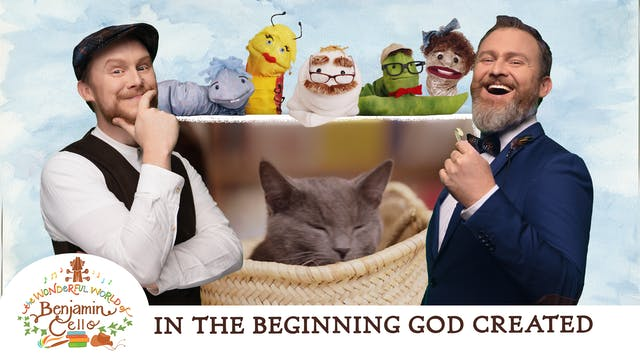 Episode 6 - In The Beginning God Created