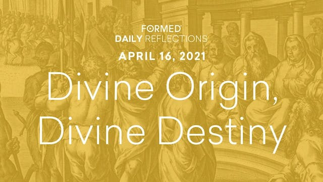 Easter Daily Reflections – April 16, ...