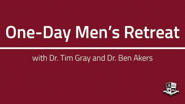 One-Day Men's Retreat